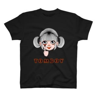 TOMBOY T-shirts