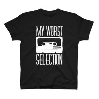 カセットテープ T-shirts