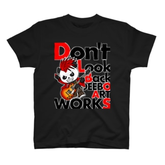 Don't Look Back T-shirts