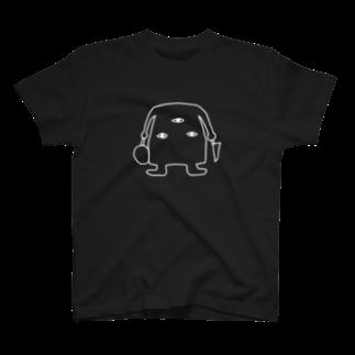 オオバ=タンの三つ目 T-shirts