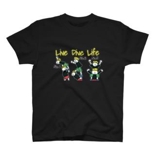 発射台Tシャツ Vol.1 T-shirts