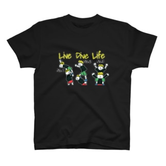 Live Dive Life Tシャツ Vol.1 T-shirts
