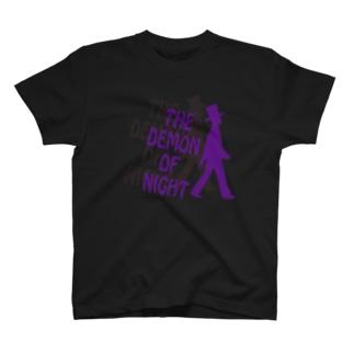 DEMON OF NIGHT T-shirts