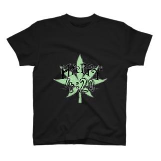 420 シリーズ T-shirts