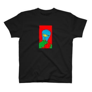 美麗 T-shirts