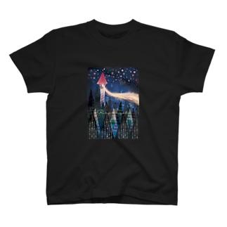 ラプンツェル T-shirts