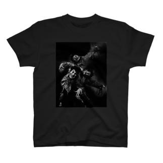 ナンデェ T-shirts