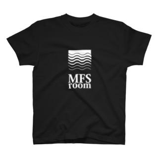 MFS room trim4(白) T-shirts
