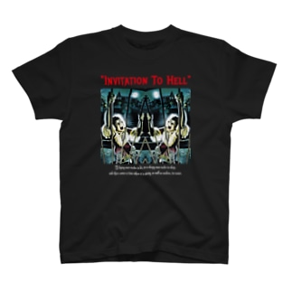 INVITATION TO HELL T-shirts