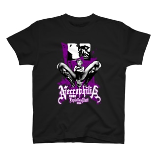 ネクロフィリア T-shirts