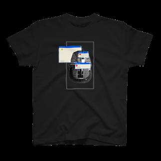 Smooth L.B.のエラー(pharaoh) T-shirts