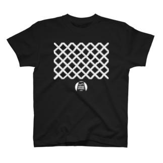 なまこ壁 T-shirts