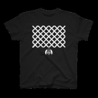 APPARE APPARELのなまこ壁 T-shirts
