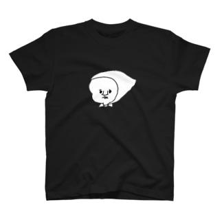 顔面蒼白ずきん T-shirts