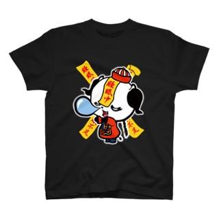 キョンシーLUCY T-shirts
