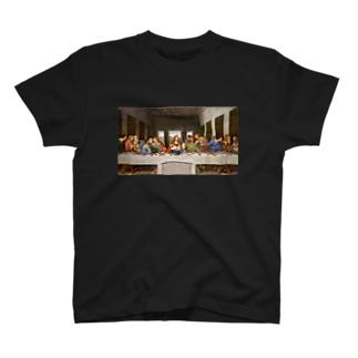 最後の晩餐 プリンアラモード T-Shirt