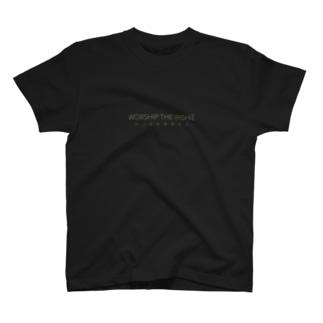 美少年を崇拝せよTシャツ(シンプル) ※白以外推奨 T-shirts