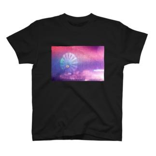 雨夜の観覧車 T-shirts