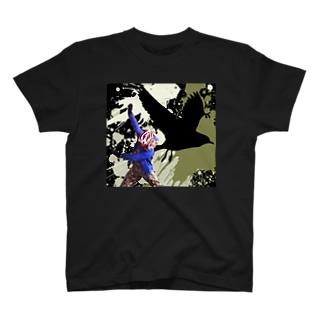 GO ANYWHERE T-shirts