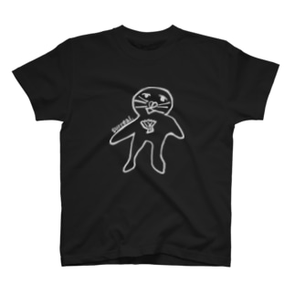 Creative store Mのsurreal_01(WT) T-Shirt