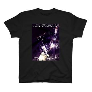 YAFUSO STREET T-shirts