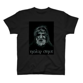 強いおじいさん T-shirts