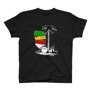 しあわせジョン DUB カラー T-shirts