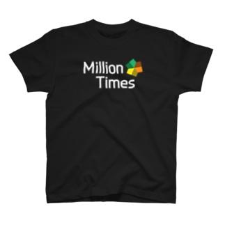 MT Black T-shirts