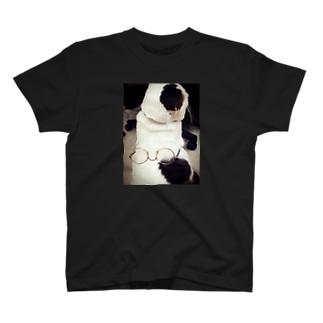めがにゃん T-shirts