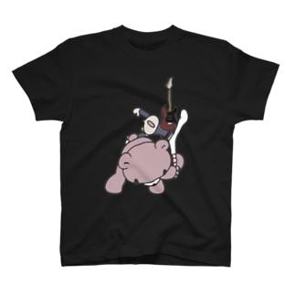 【各10点限定】いたずらぐまのグル〜ミ〜(F)feded T-shirts