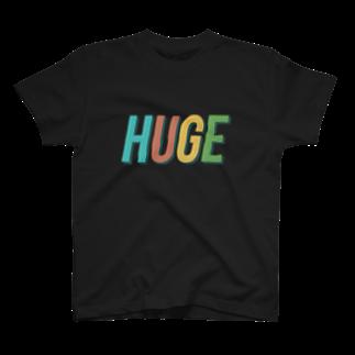 RCV_SHOPのHUGE-R T-shirts