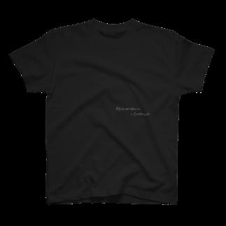 miiiiiinkoの白のohana T-shirts