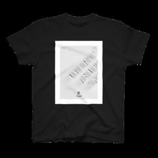 todoooooooのKEYBOARD T-shirts