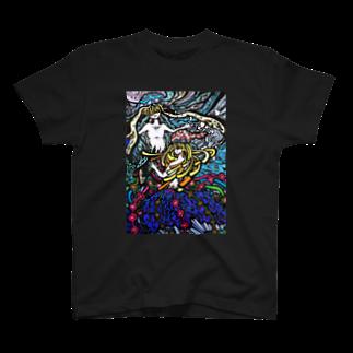 ZodiのJerryFish T-shirts
