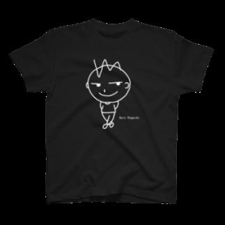charlolのBest Regards T-shirts