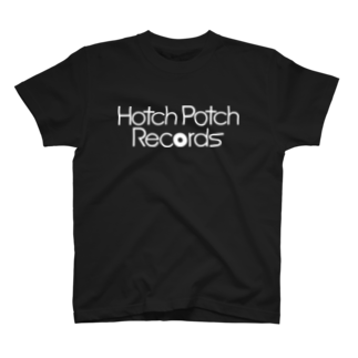 前田創作工房のHotch Potch Records(白) T-shirts