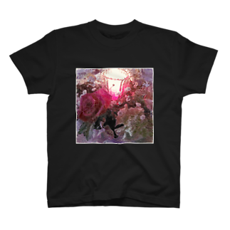 Lost'knotの紅イ花嫁 T-shirts