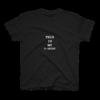 TACHA8NのマイTシャツ T-shirts