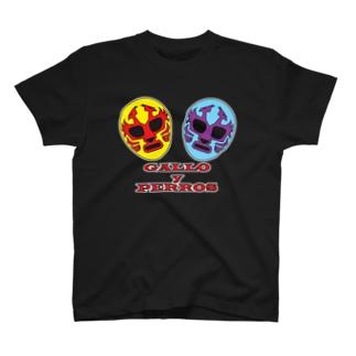 ルチャチキドンシリーズ T-Shirt