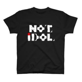 nottoaidoru T-shirts