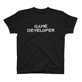 GAME DEVELOPER T-shirts