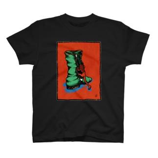 わたしの汚部屋 T-shirts