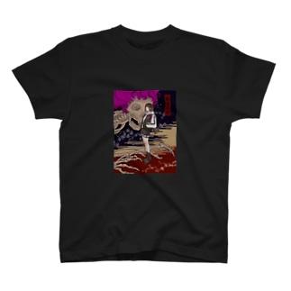餓者乙女 T-shirts