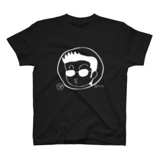 だもパーカBK T-shirts