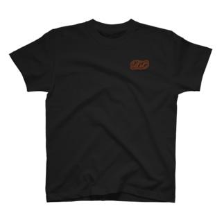 UGC(ブラック)  #Nton  T-shirts