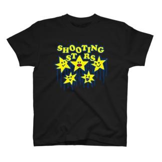 Shooting Stars Tシャツ
