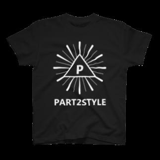 PART2STYLEのPART2STYLE LOGO B T-shirts