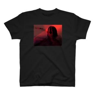 「-■シテ欲シイ。」 T-shirts