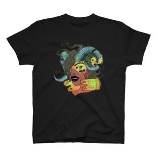 nightmare 《閃》 Tシャツ T-shirts