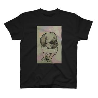 もちおグッズ T-shirts